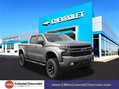 2020 Chevrolet Silverado 1500 Crew Cab 4x4, Pickup #C3417 - photo 1