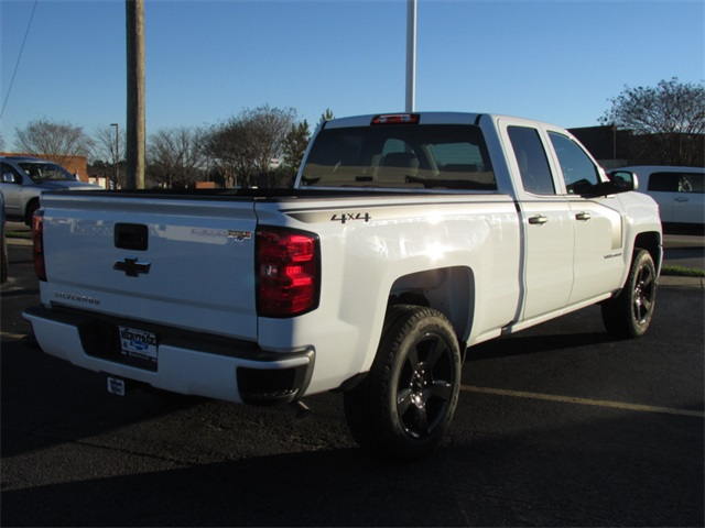 2017 Silverado 1500 Double Cab 4x4, Pickup #C342 - photo 2