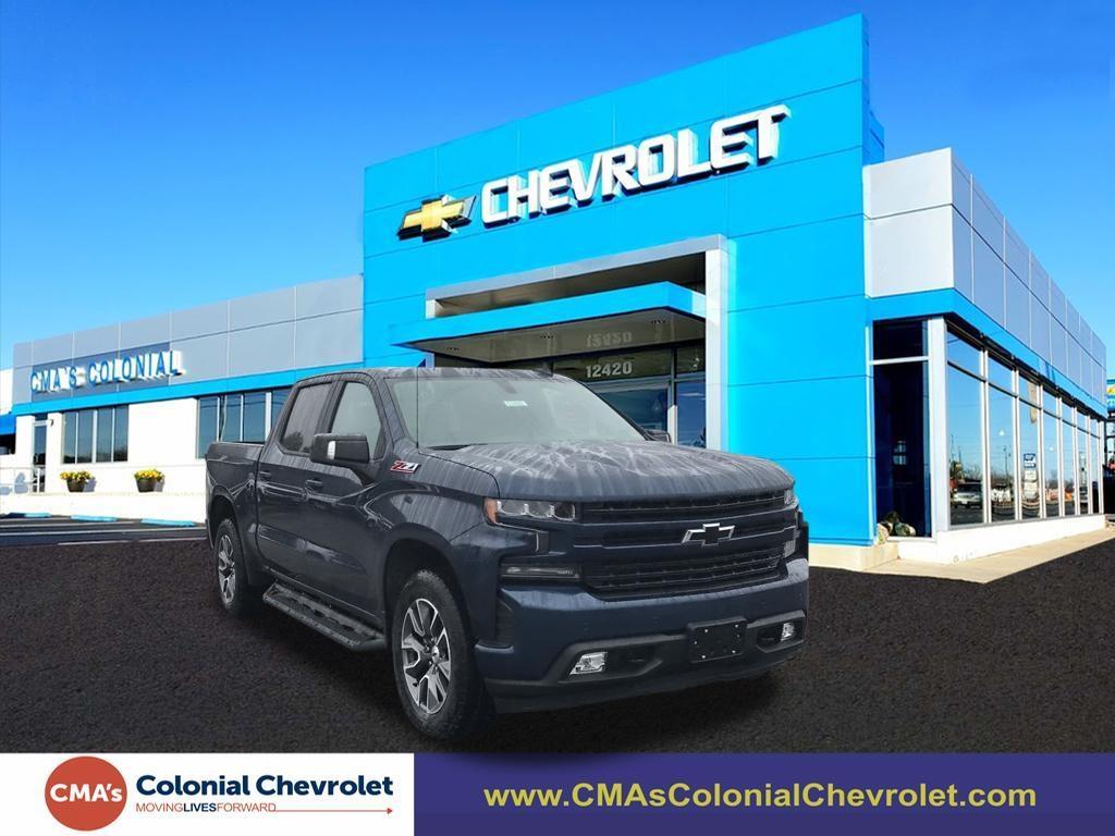 2020 Chevrolet Silverado 1500 Crew Cab 4x4, Pickup #C3425 - photo 1