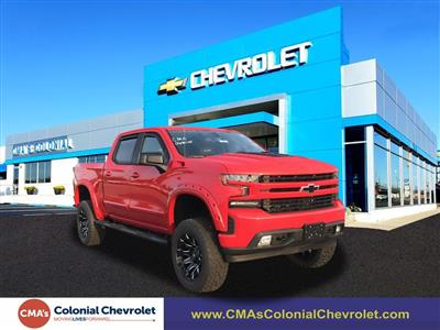 2020 Chevrolet Silverado 1500 Crew Cab 4x4, Pickup #C3431 - photo 1