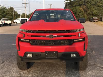 2020 Chevrolet Silverado 1500 Crew Cab 4x4, Pickup #C3431 - photo 3
