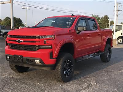 2020 Chevrolet Silverado 1500 Crew Cab 4x4, Pickup #C3431 - photo 5