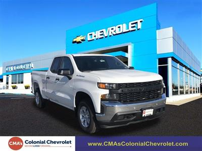 2021 Chevrolet Silverado 1500 Double Cab 4x2, Pickup #C3443 - photo 1