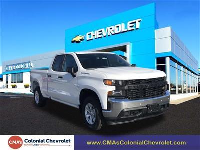 2021 Chevrolet Silverado 1500 Double Cab 4x2, Pickup #C3444 - photo 1