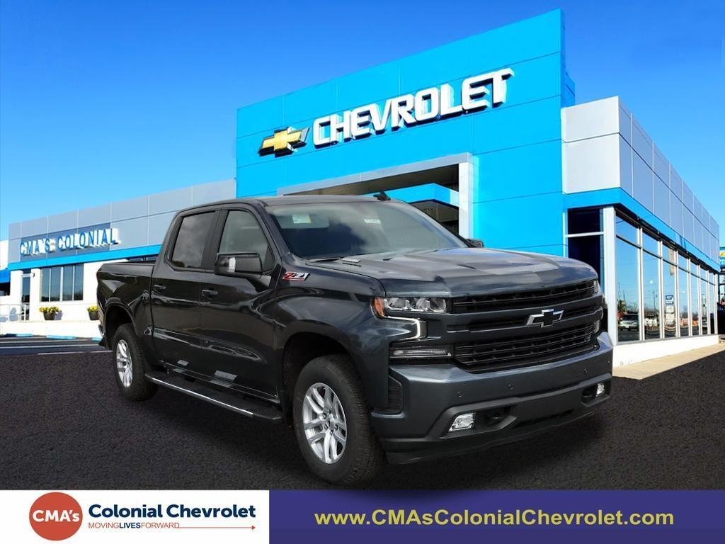 2021 Chevrolet Silverado 1500 Crew Cab 4x4, Pickup #C3459 - photo 1