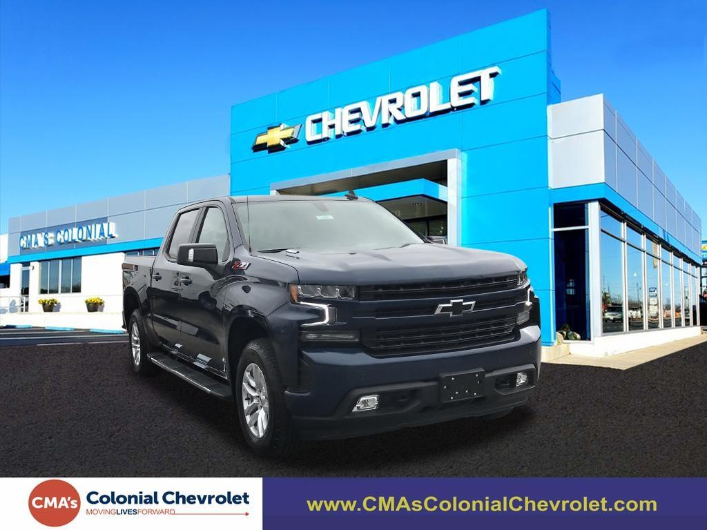 2021 Chevrolet Silverado 1500 Crew Cab 4x4, Pickup #C3461 - photo 1