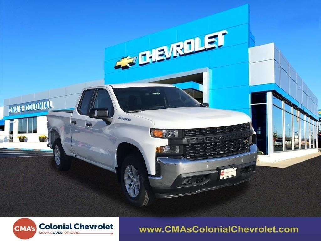 2021 Chevrolet Silverado 1500 Double Cab 4x2, Pickup #C3472 - photo 1