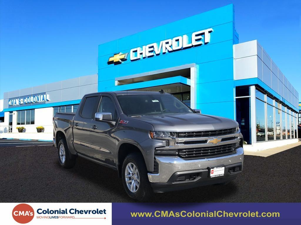 2020 Chevrolet Silverado 1500 Crew Cab 4x4, Pickup #C3480 - photo 1