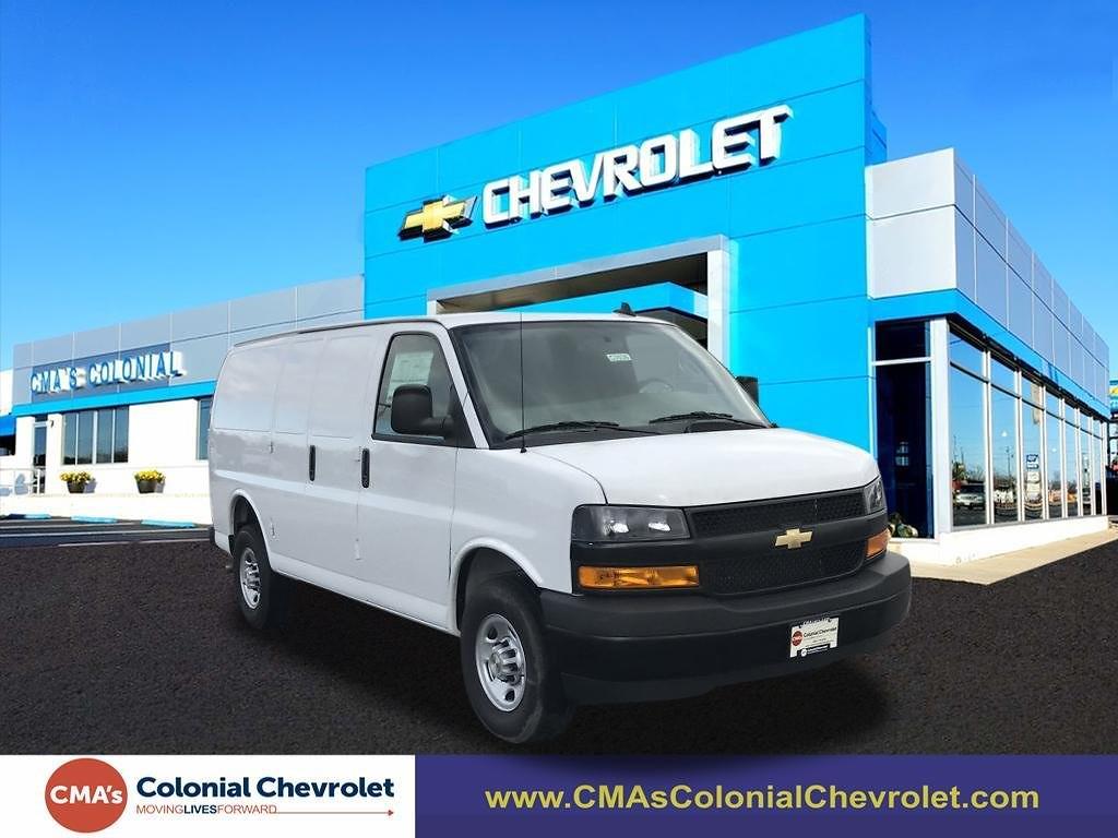 2021 Chevrolet Express 2500 4x2, Empty Cargo Van #C3528 - photo 1