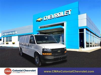 2021 Chevrolet Express 2500 4x2, Empty Cargo Van #C3529 - photo 1