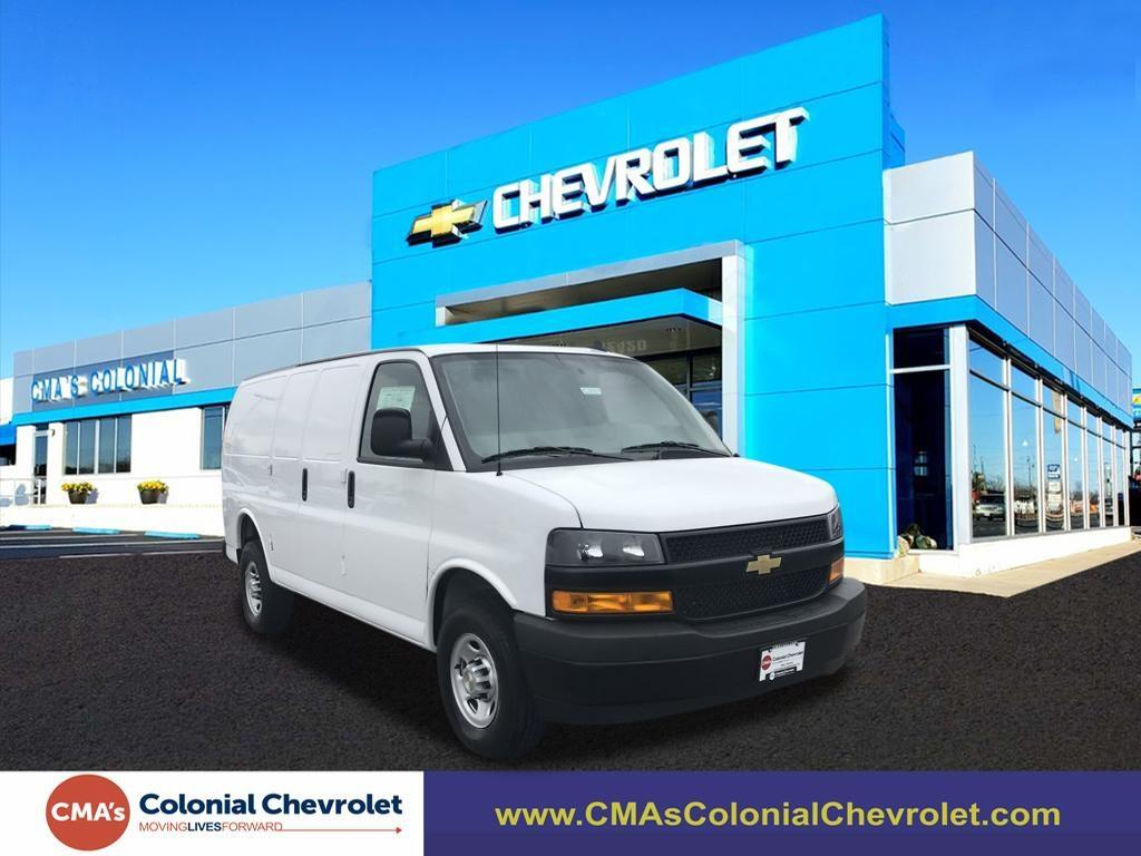 2021 Chevrolet Express 2500 4x2, Empty Cargo Van #C3531 - photo 1
