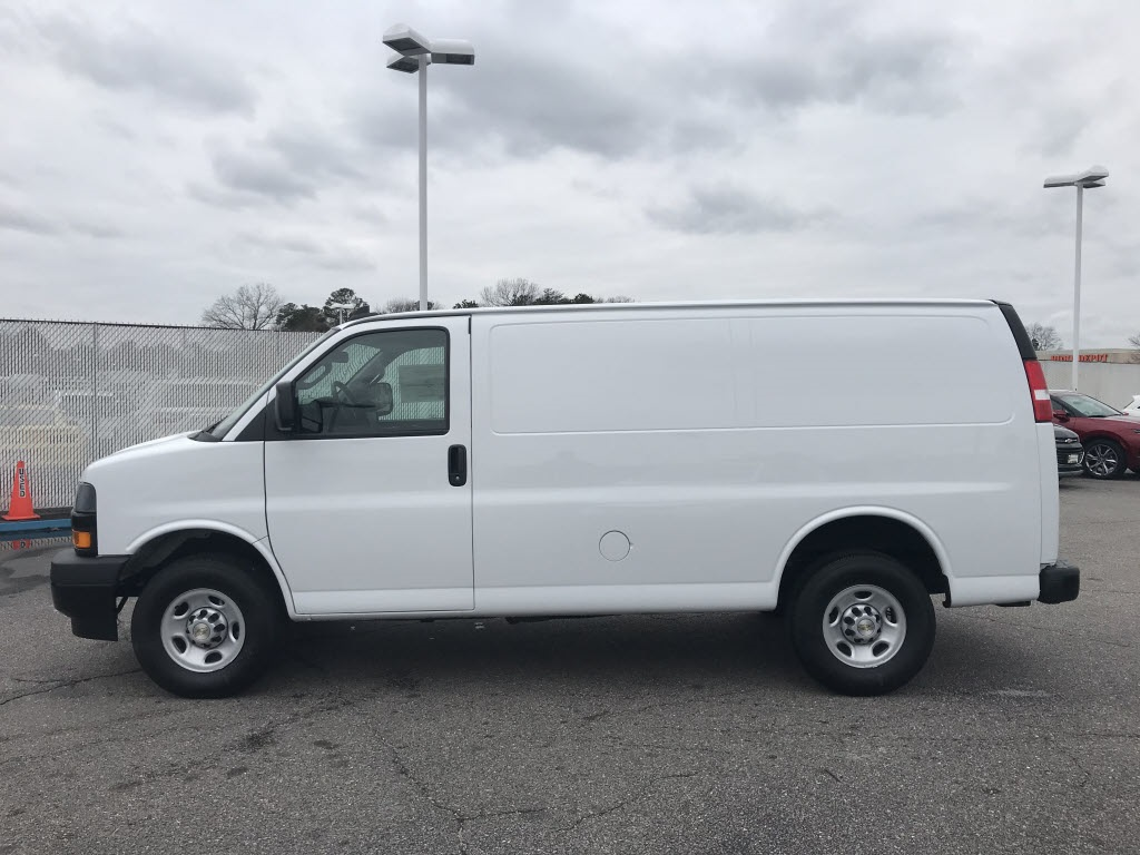 2021 Chevrolet Express 2500 4x2, Empty Cargo Van #C3531 - photo 6