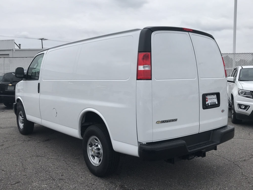 2021 Chevrolet Express 2500 4x2, Empty Cargo Van #C3531 - photo 7