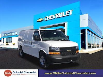 2021 Chevrolet Express 2500 4x2, Empty Cargo Van #C3532 - photo 1