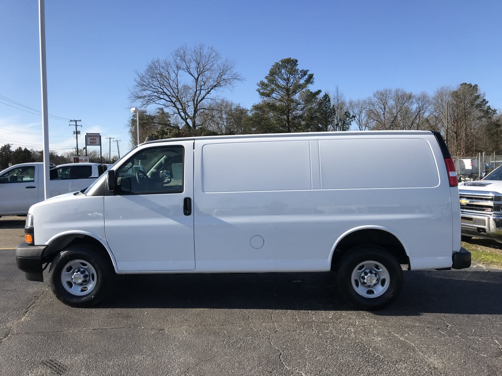 2021 Chevrolet Express 2500 4x2, Empty Cargo Van #C3534 - photo 6