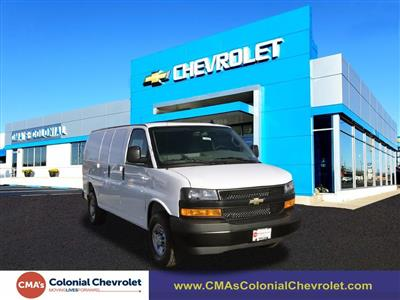 2021 Chevrolet Express 2500 4x2, Empty Cargo Van #C3534 - photo 1