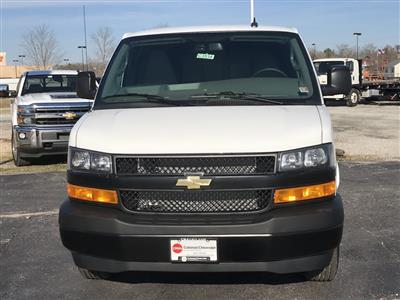 2021 Chevrolet Express 2500 4x2, Empty Cargo Van #C3534 - photo 3