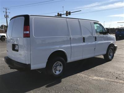 2021 Chevrolet Express 2500 4x2, Empty Cargo Van #C3534 - photo 9