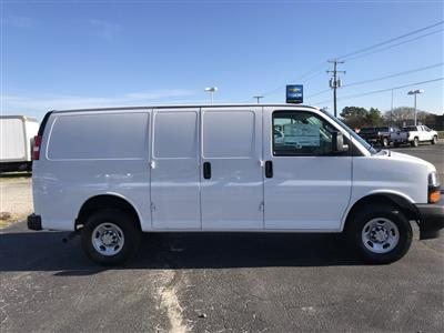 2021 Chevrolet Express 2500 4x2, Empty Cargo Van #C3534 - photo 10