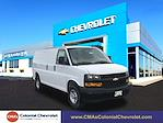 2021 Chevrolet Express 2500 4x2, Empty Cargo Van #C3536 - photo 1