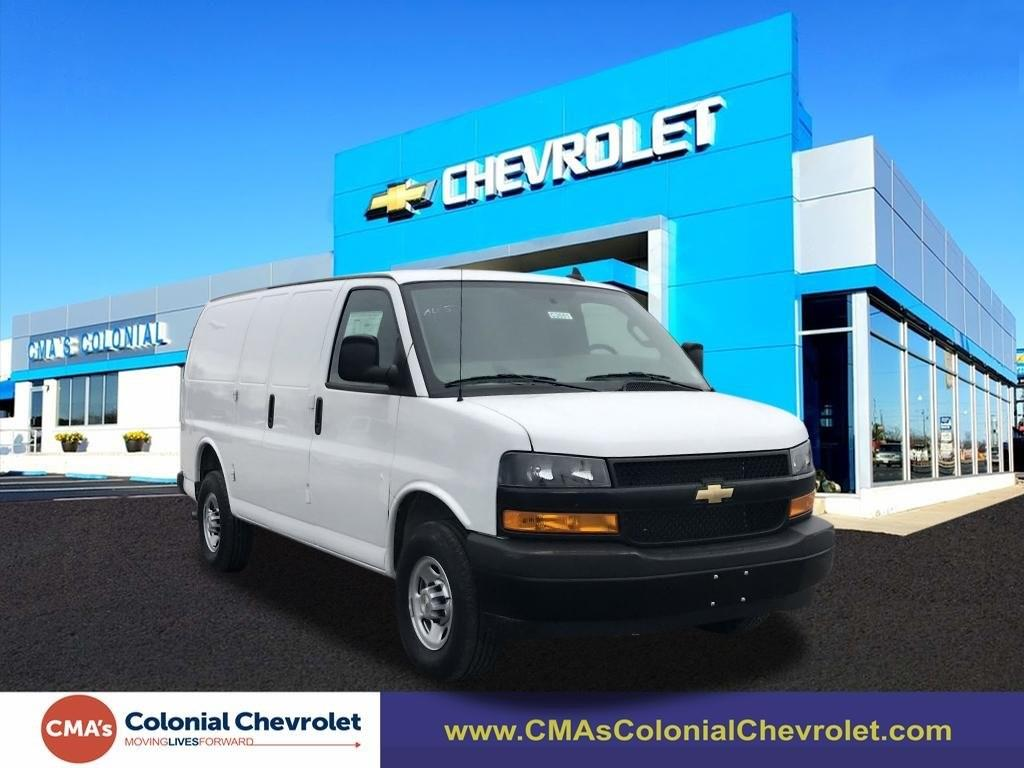 2021 Chevrolet Express 2500 4x2, Empty Cargo Van #C3551 - photo 1