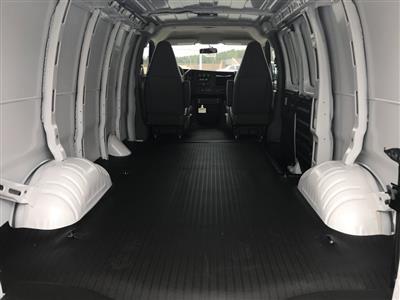 2021 Chevrolet Express 2500 4x2, Empty Cargo Van #C3551 - photo 2