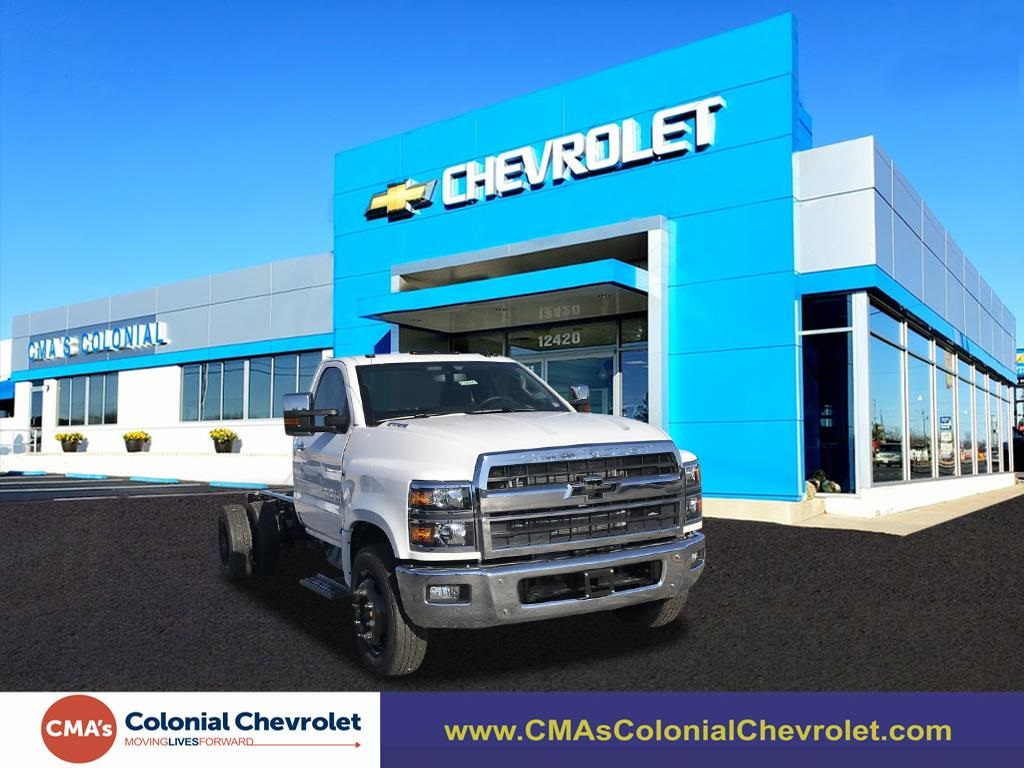 2020 Chevrolet Silverado 5500 Regular Cab DRW 4x2, Cab Chassis #C3555 - photo 1