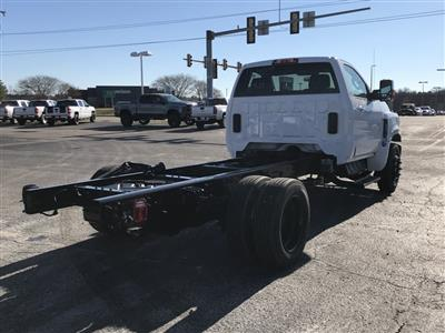 2020 Chevrolet Silverado 5500 Regular Cab DRW 4x2, Cab Chassis #C3555 - photo 2