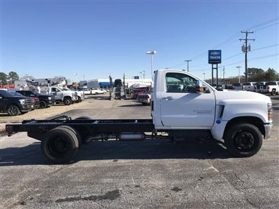 2020 Chevrolet Silverado 5500 Regular Cab DRW 4x2, Cab Chassis #C3555 - photo 13