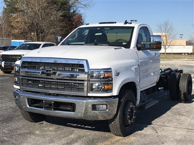 2020 Chevrolet Silverado 5500 Regular Cab DRW 4x2, Cab Chassis #C3555 - photo 5