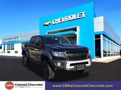 2020 Chevrolet Colorado Crew Cab 4x4, Pickup #C3574 - photo 1