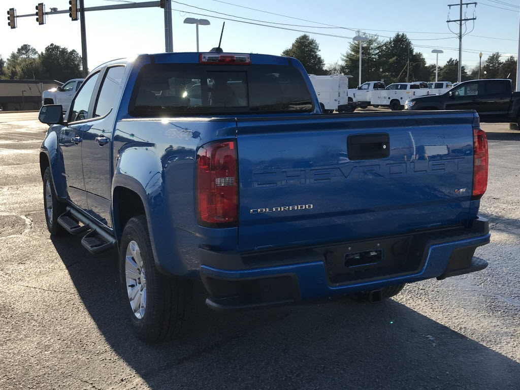 2021 Chevrolet Colorado Crew Cab 4x4, Pickup #C3661 - photo 7