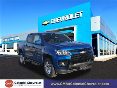 2021 Chevrolet Colorado Crew Cab 4x4, Pickup #C3661 - photo 1
