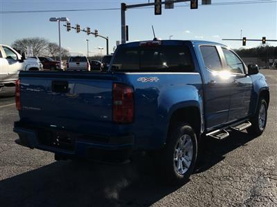2021 Chevrolet Colorado Crew Cab 4x4, Pickup #C3661 - photo 2