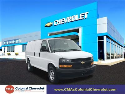 2021 Chevrolet Express 2500 4x2, Empty Cargo Van #C3678 - photo 1