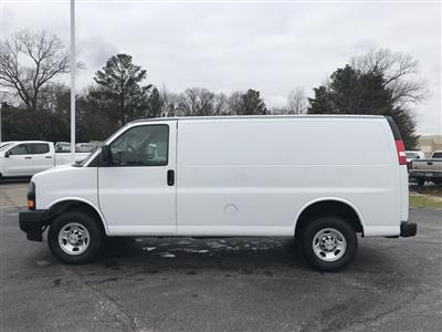 2021 Chevrolet Express 2500 4x2, Empty Cargo Van #C3678 - photo 6
