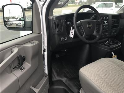 2021 Chevrolet Express 2500 4x2, Empty Cargo Van #C3680 - photo 16
