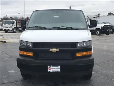 2021 Chevrolet Express 2500 4x2, Empty Cargo Van #C3680 - photo 3