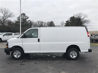 2021 Chevrolet Express 2500 4x2, Empty Cargo Van #C3680 - photo 6
