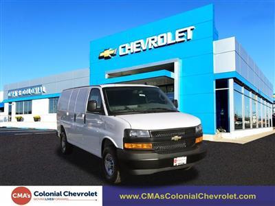 2021 Chevrolet Express 2500 4x2, Empty Cargo Van #C3685 - photo 1