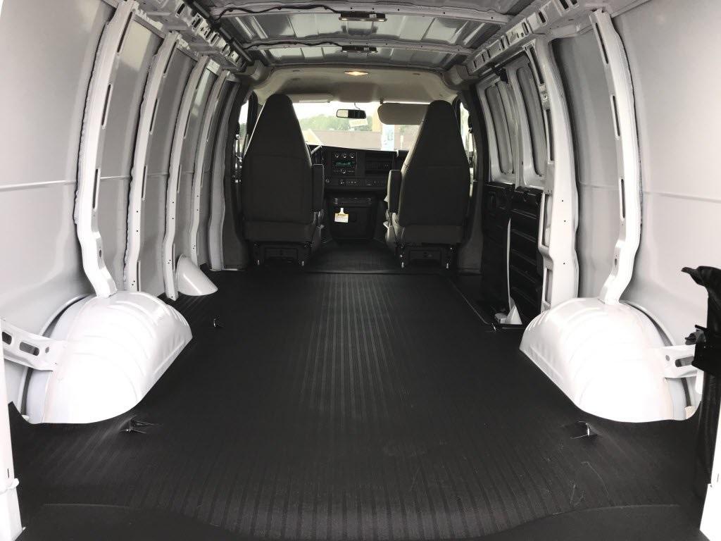 2021 Chevrolet Express 2500 4x2, Empty Cargo Van #C3686 - photo 1