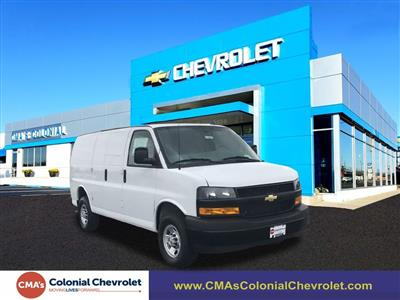 2021 Chevrolet Express 2500 4x2, Empty Cargo Van #C3687 - photo 1