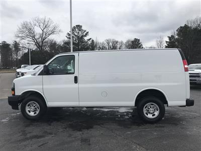 2021 Chevrolet Express 2500 4x2, Empty Cargo Van #C3687 - photo 6