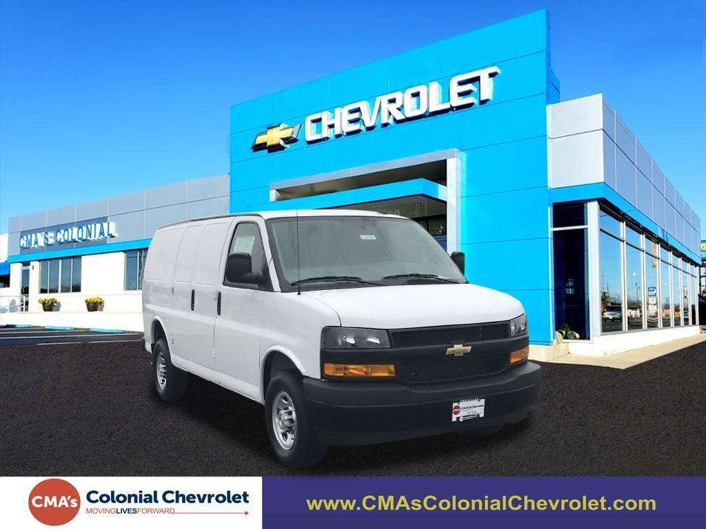 2021 Chevrolet Express 2500 4x2, Empty Cargo Van #C3688 - photo 1