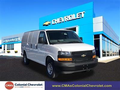 2021 Chevrolet Express 2500 4x2, Empty Cargo Van #C3689 - photo 1