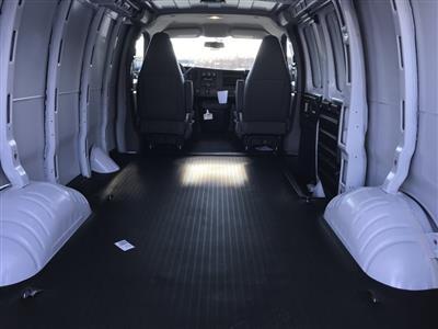 2021 Chevrolet Express 2500 4x2, Empty Cargo Van #C3689 - photo 2