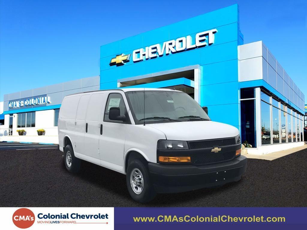 2021 Chevrolet Express 2500 4x2, Empty Cargo Van #C3690 - photo 1