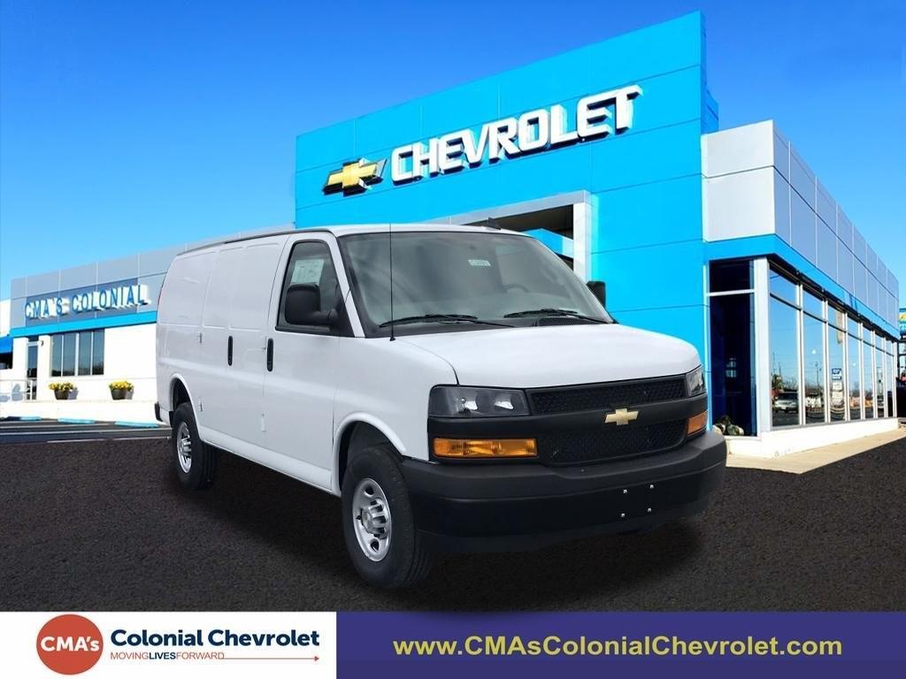 2021 Chevrolet Express 2500 4x2, Empty Cargo Van #C3691 - photo 1
