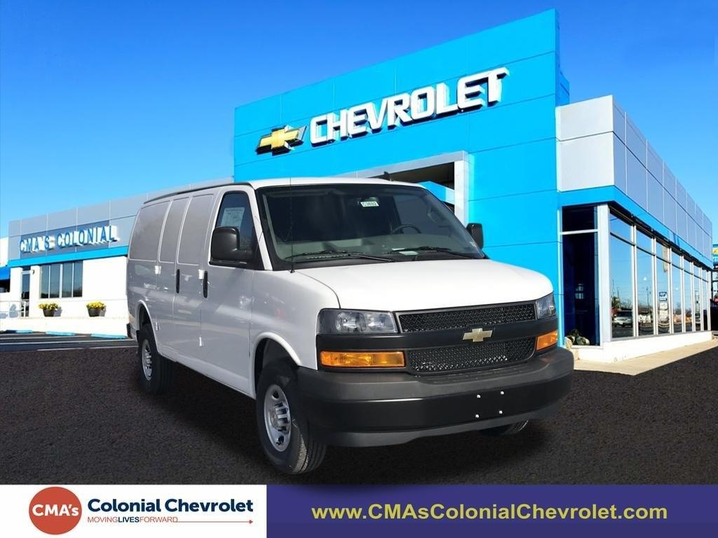 2021 Chevrolet Express 2500 4x2, Empty Cargo Van #C3692 - photo 1
