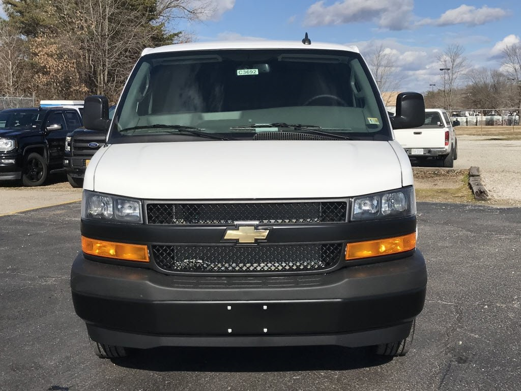 2021 Chevrolet Express 2500 4x2, Empty Cargo Van #C3692 - photo 3